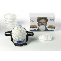Drager X-plore 2100 Kit (Silicone with 5 filters) M/L