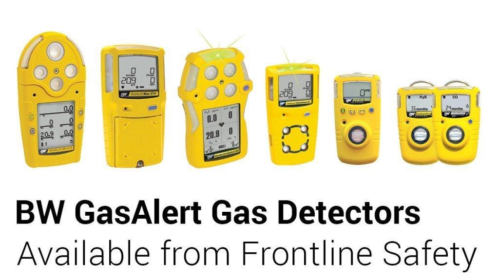 BW Microclip XL • Gas Leak Detection