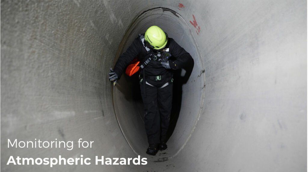 In confined space with PGD