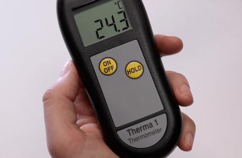 ETI Legionnaires' Thermometer Kit 4