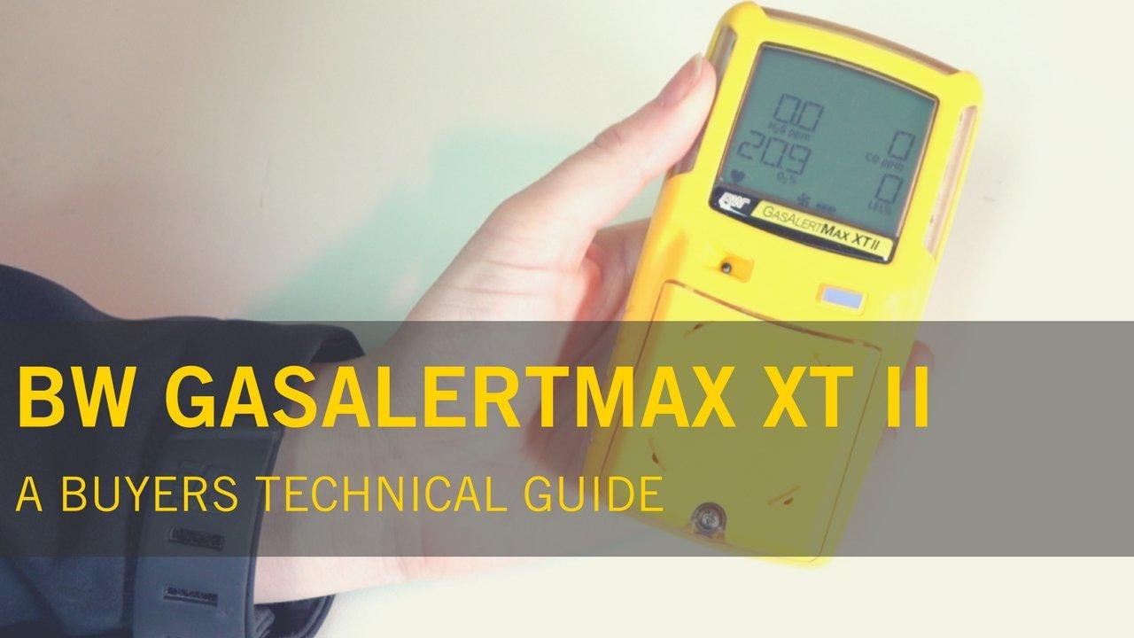 gas alert max xt ii manual