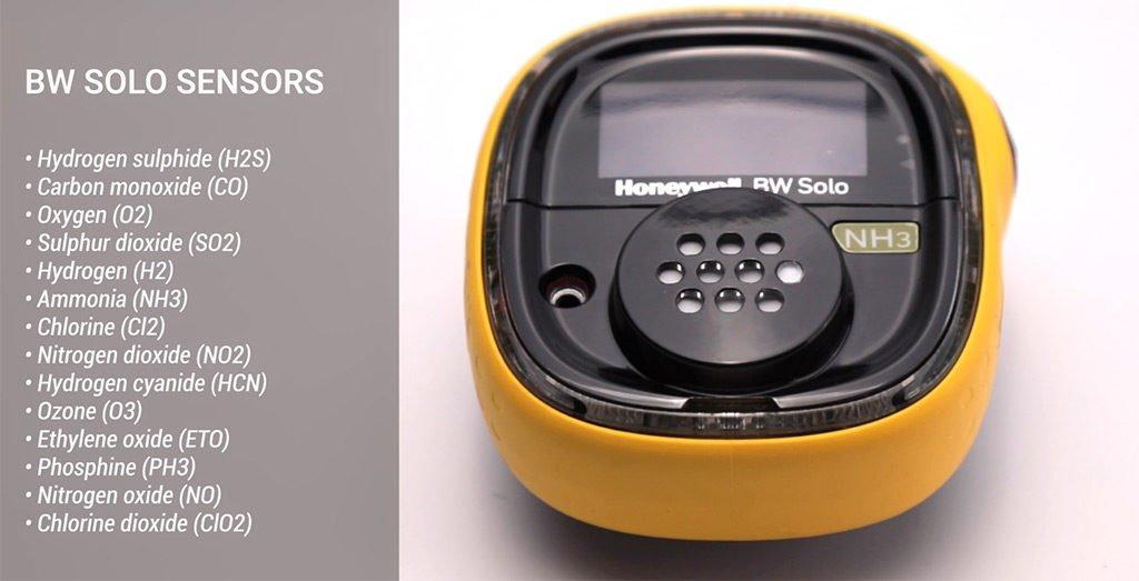 Honeywell BW Solo Ethylene oxide Single