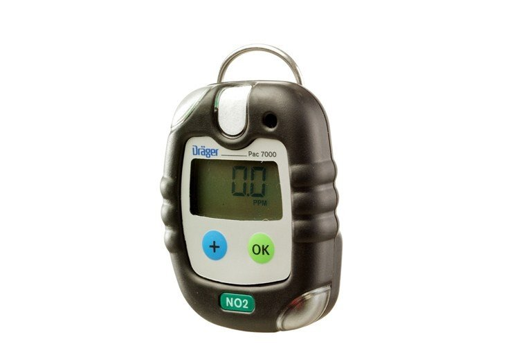 Drager - Pac 7000 Nitrogen Dioxide (NO2) Personal Gas Detector