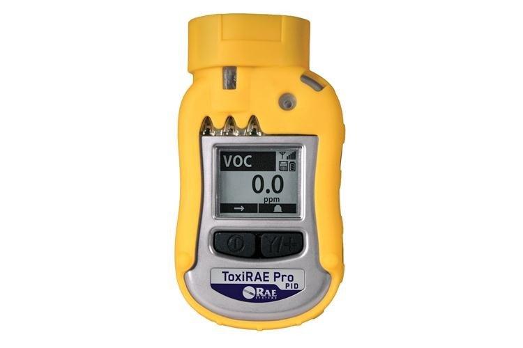ToxiRAE Pro PID Gas Detector (PGM-1800) 10.6 eV PID Non-Wireless