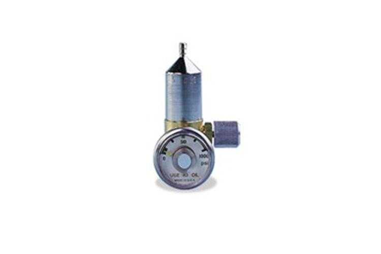 Frontline Safety Single Stage 715 Regulator @ 0.5LPM