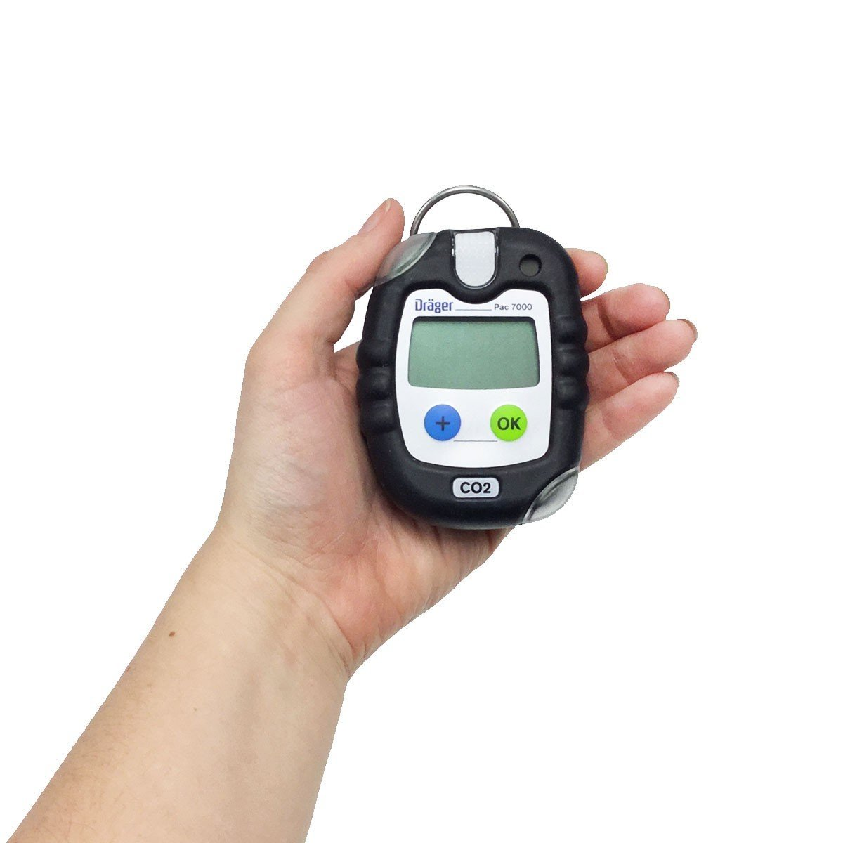 Drager -  Pac 7000 Carbon Dioxide (CO2) Personal Gas Detector