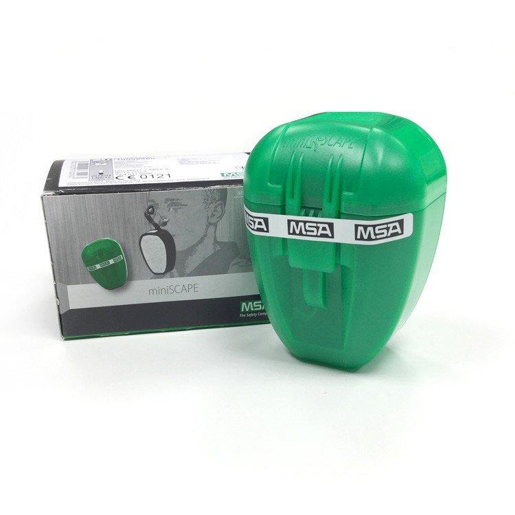 Msa Miniscape Escape Respirator 10038560