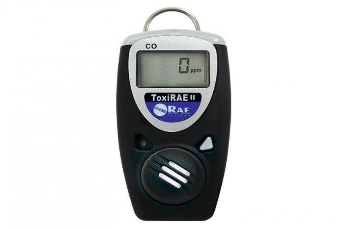 ToxiRAE II (PGM-1120) Hydrogen Sulfide (H2S) Gas Detector