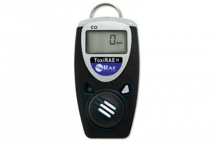 ToxiRAE II Carbon Monoxide (CO) 0-500 ppm Gas Detector