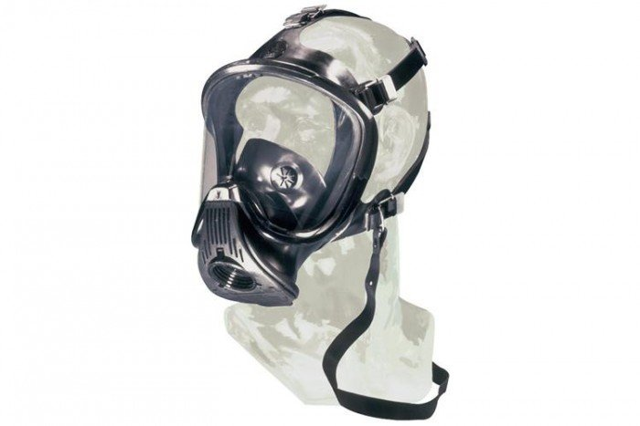 MSA Ultra Elite Full Face Mask with Transponder