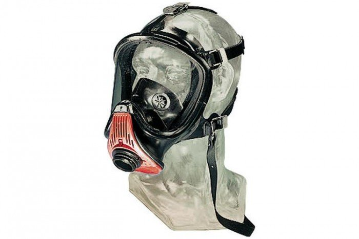 MSA Ultra Elite PS Full Face Mask with Transponder