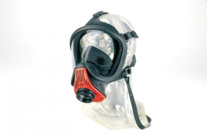 MSA Ultra Elite PF ESA Silicone Full Face Mask