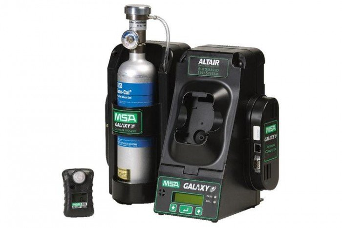MSA Galaxy Syst (Standard/Cyl Hold - ALTAIR/ALTAIR Pro/Reg)