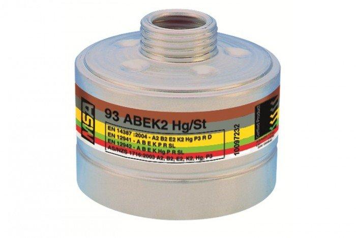 MSA Combined Filter - 93 ABEK2 Hg/St