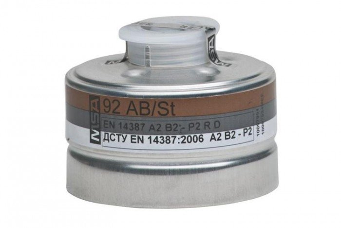 MSA 92 AB/St Combined Filter