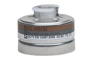 MSA 92 Rd40 Combination Filter with P2 Protection
