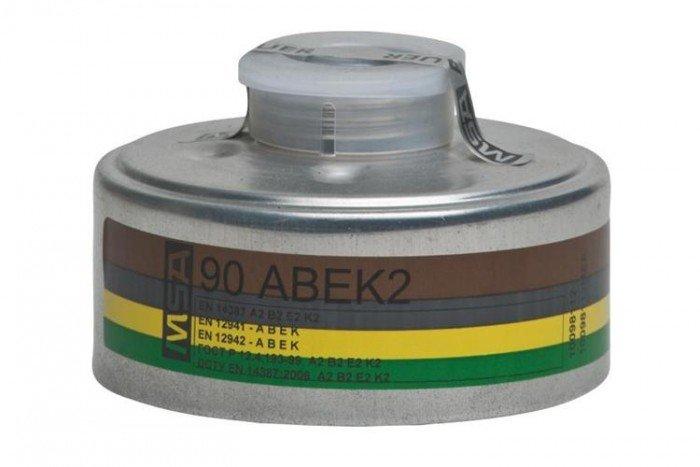 MSA 90 ABEK2 Gas Filter