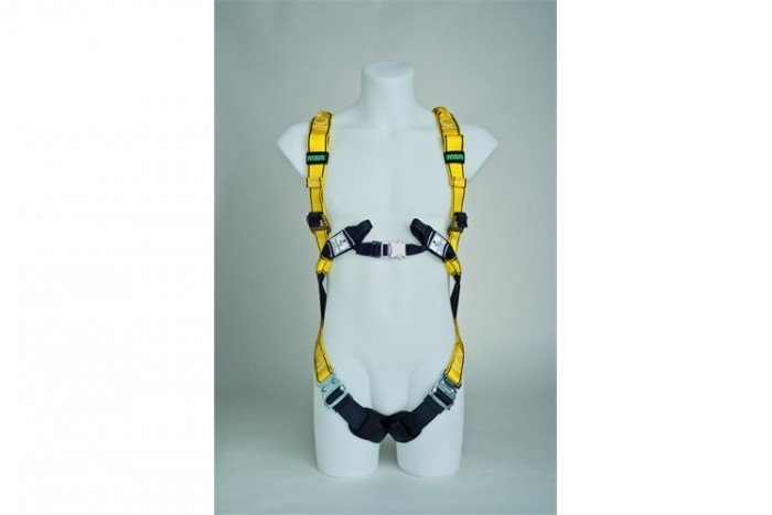 MSA Workman Premier Harness - Small/Qwik-fit