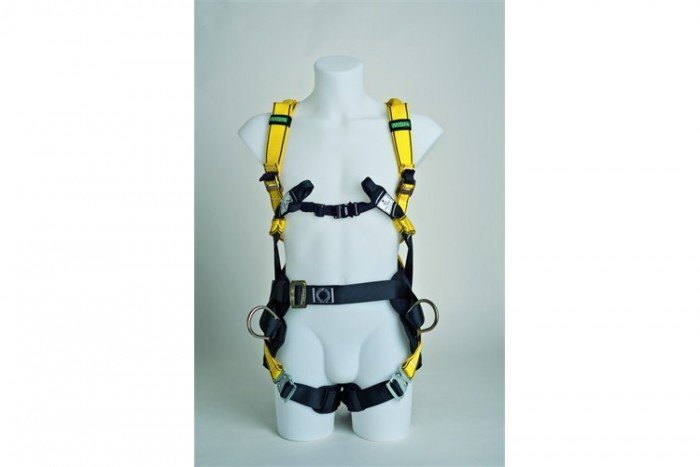 MSA Workman Utility Harness - Small/Bayonet