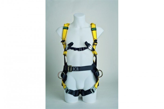 MSA Workman Utility Harness - Large/Bayonet
