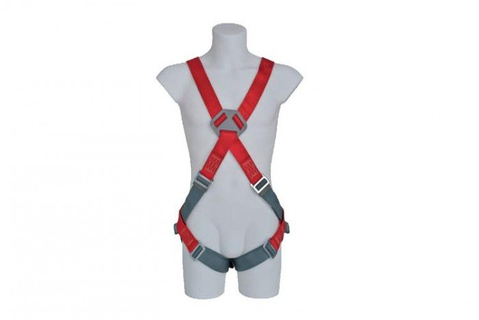 MSA ArcSafe Cross-Chest Harness (XLG)