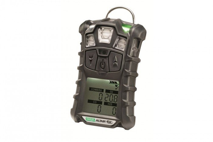 MSA ALTAIR 4X Gas Detector - LEL & Butane / O2 / CO & H2S