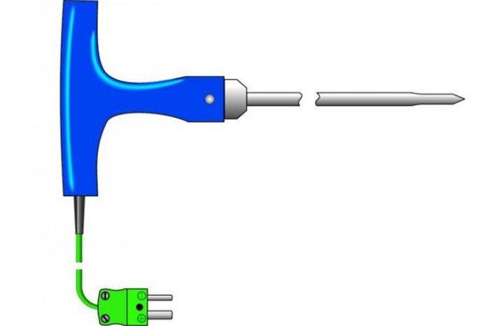 ETI Reduced Tip Probe (2000mm)