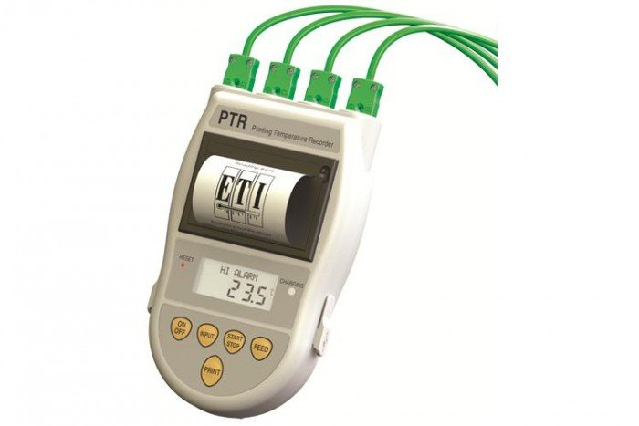 ETI Printing Temperature Recorder (Type K)