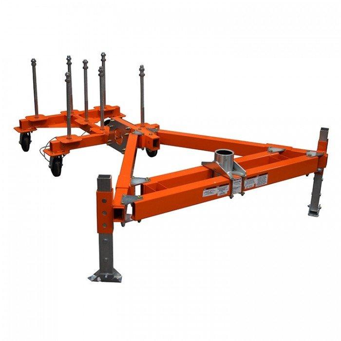 Abtech Counterweight Cart Base