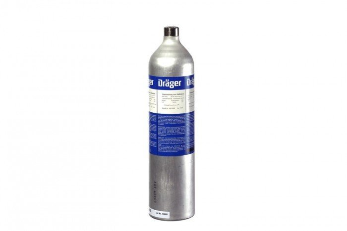 Drager 103L Methane Calibration Gas