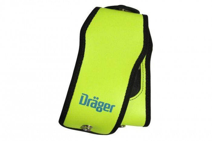 Drager Alcotest 6810 Pouch With Belt Clip