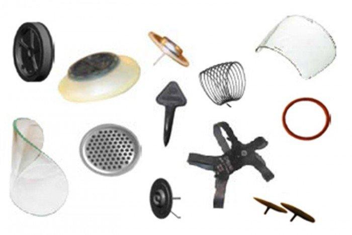 Drager Gauge Manifold & Handwheel Assembly