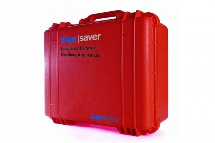 Drager Saver PP/CF Storage Case