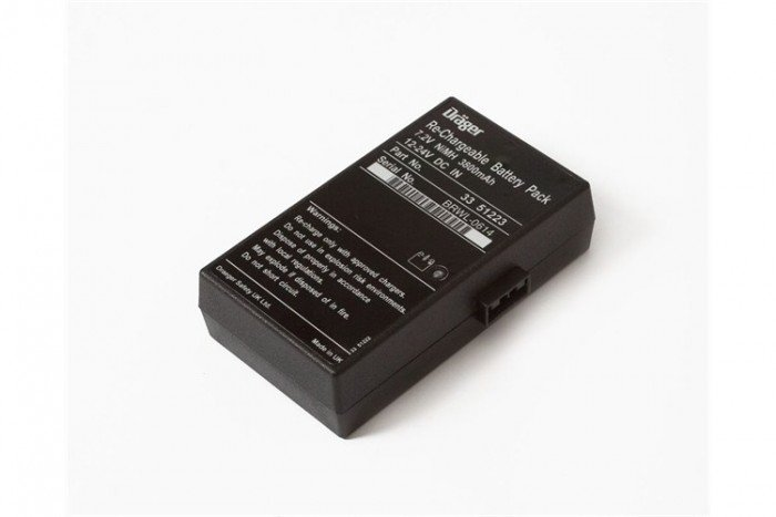 Drager ECB Rechargeable Battery (Merlin Telemetry)