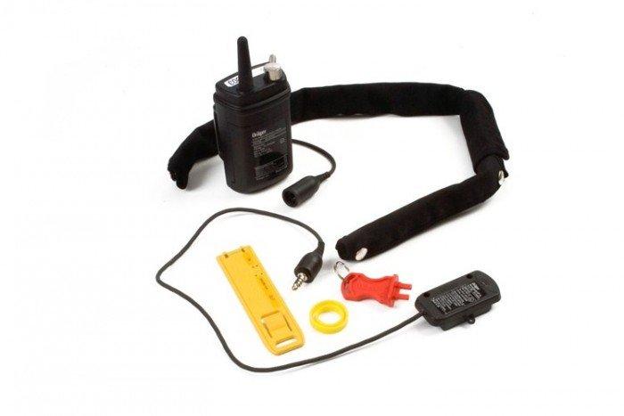 Drager Portable Radio Kit - 862.9625 Mhz (UK Fire Brigades)