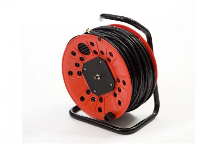 Drager Portable Leaky Feeder Cable and Reel