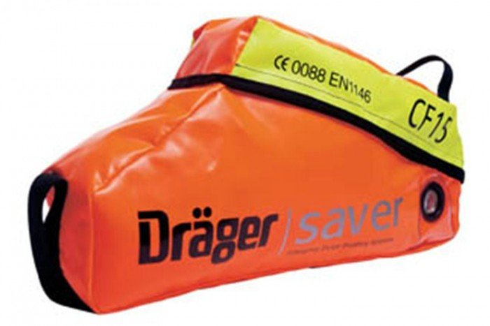 Drager Spare Bag (Saver CF15)