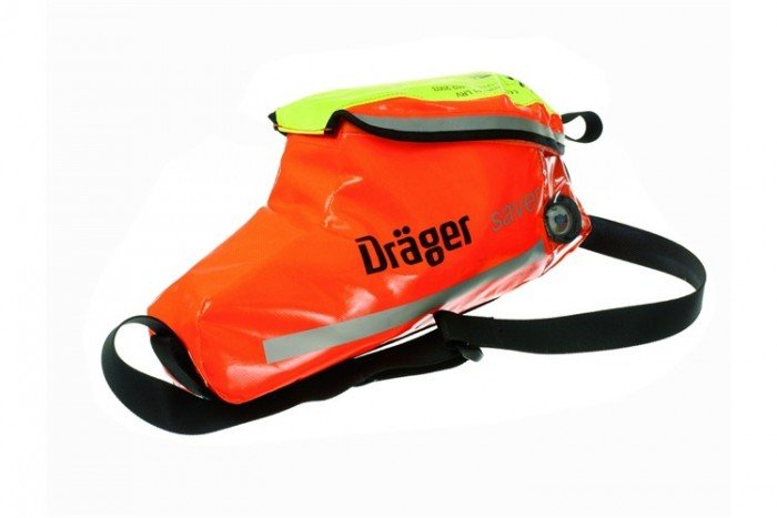 Drager Saver CF15 EEBA (Soft Case / SE Version and Anti-Static)