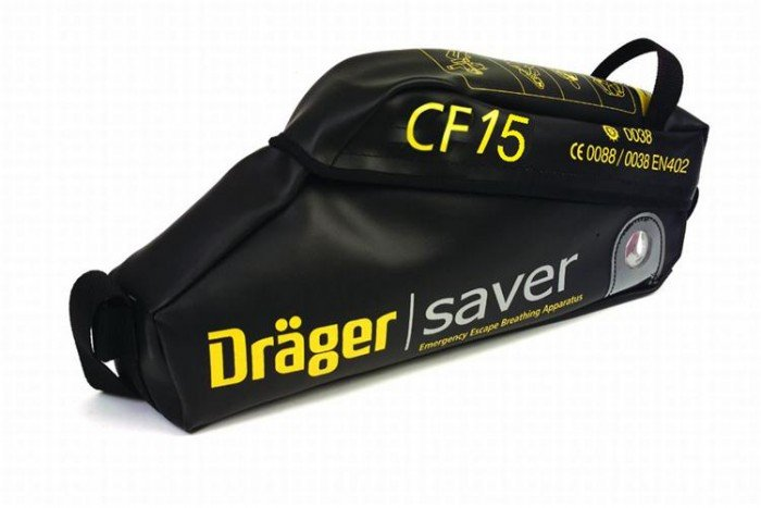 Drager Saver CF15 - Antistatic Bag