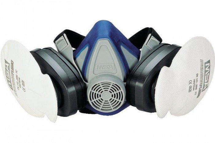 MSA Advantage 200 LS (Medium) Half Face Respirator