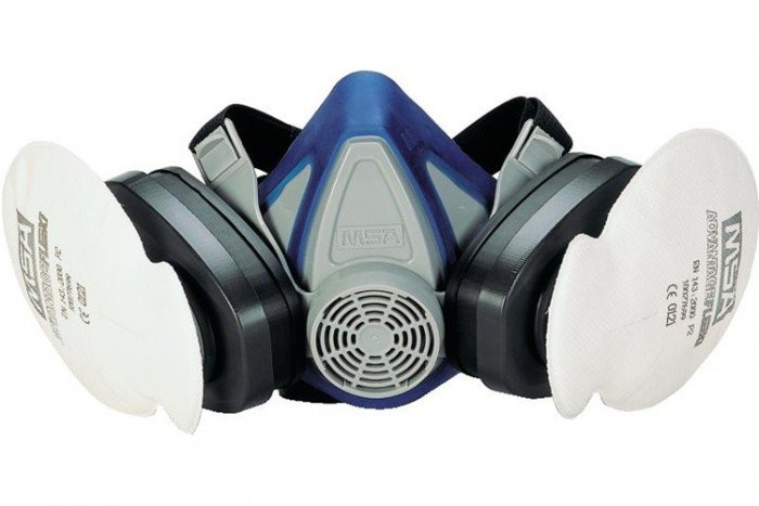 MSA Advantage 200 LS (Small) Half Face Respirator