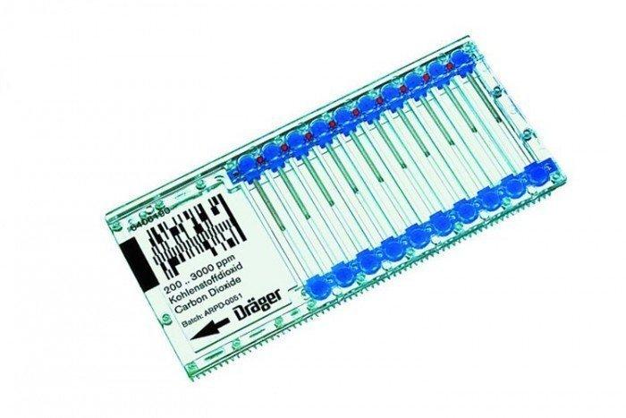 Drager Formaldehyde (0.2-5ppm) - Chip
