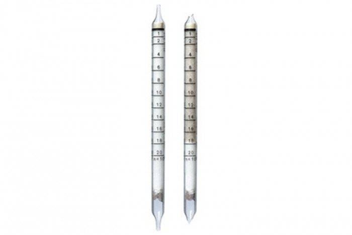Drager Short Term Detection Tubes - Hydrogen Sulphide 1/c (1-200ppm)