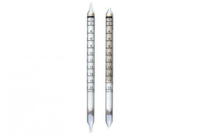 Drager Short Term Detection Tubes - Hydrogen Sulphide 1/c (1-200ppm)