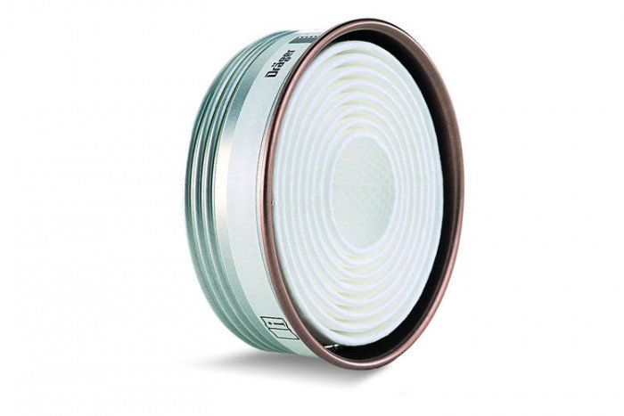 Drager Rd90 Particle Filter (990)