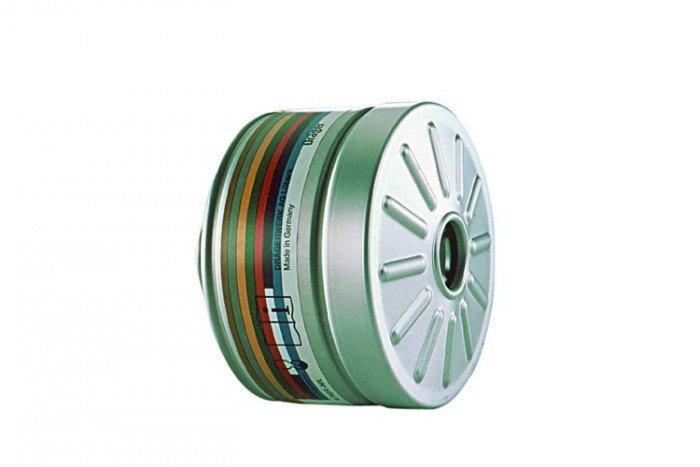 Drager RD40 CARGO Filter 1140 A1B2E2K1HgNO CO 20 P3 R D (x 27)