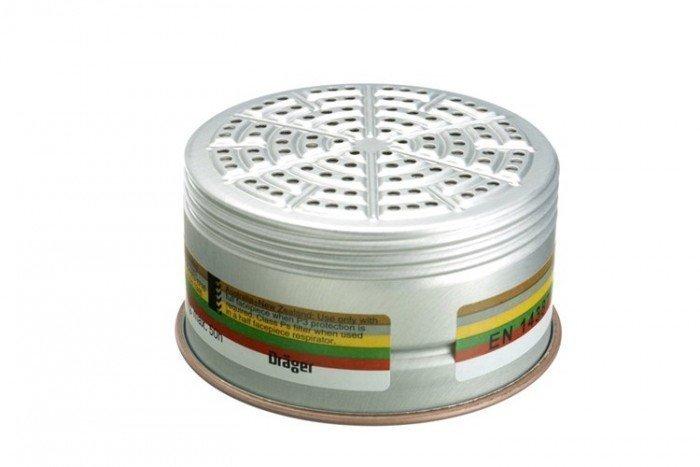 Drager Combination Filter (EN 14387) 990 A1B1E1K1HgP3 R D (x 5)