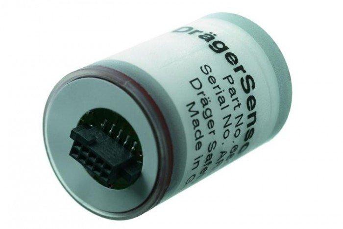 Drager HF/HCI D 0-3 ppm Sensor