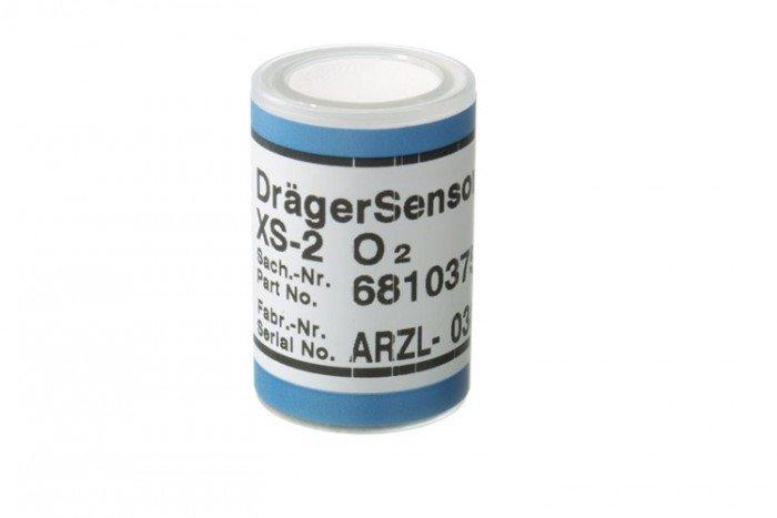 Drager Oxygen 0-25 Vol% (XS 2) Sensor
