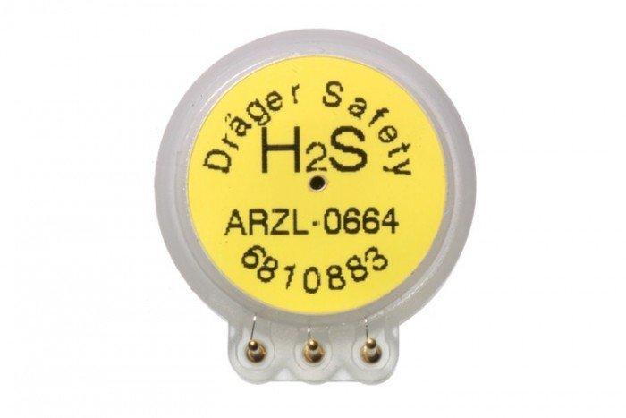 Drager XXS H2S (0-200ppm) Sensor